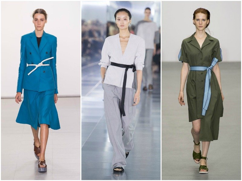 Коллекции Paul Smith, Amanda Wakeley, Christopher Raeburn