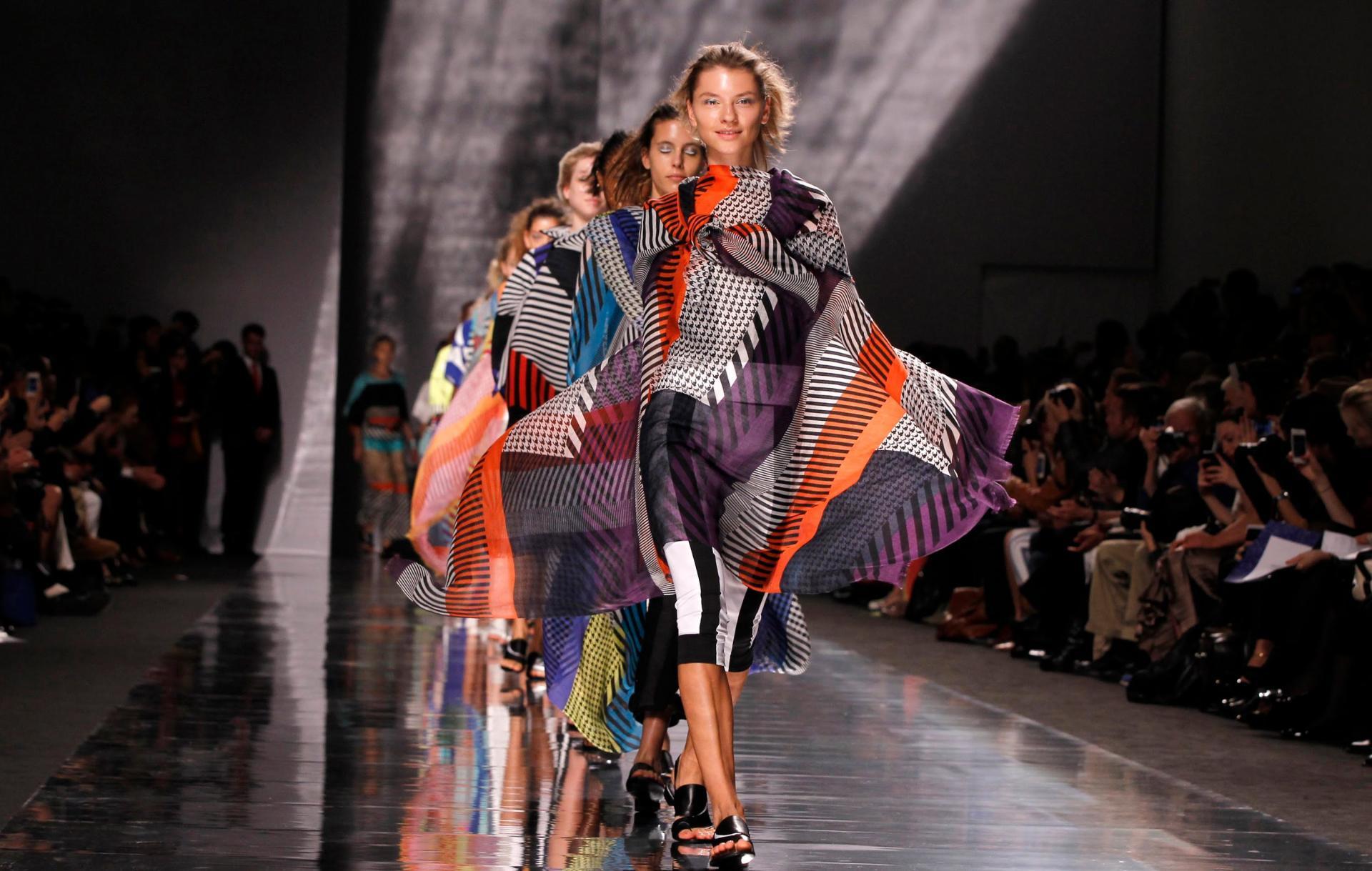 день моды картинки явление российской