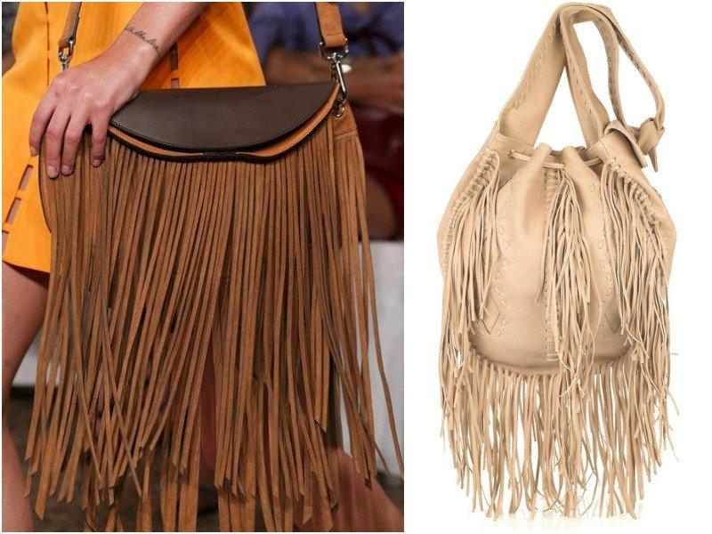Два варианта сумки от Emilio Pucci