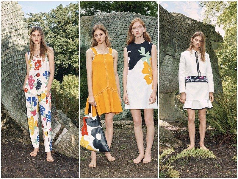 Весенне-летняя коллекция Виктории Бекхэм