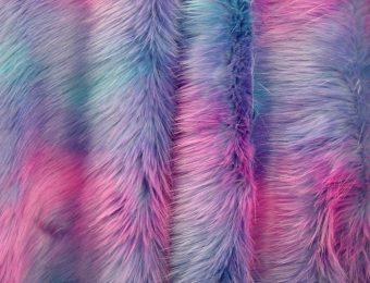 Может ли одежда с цветным мехом побороть зимнюю депрессию?
