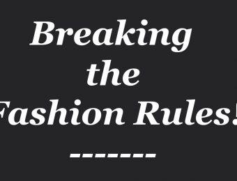 """8 модных """"правил"""", которые больше не действуют"""