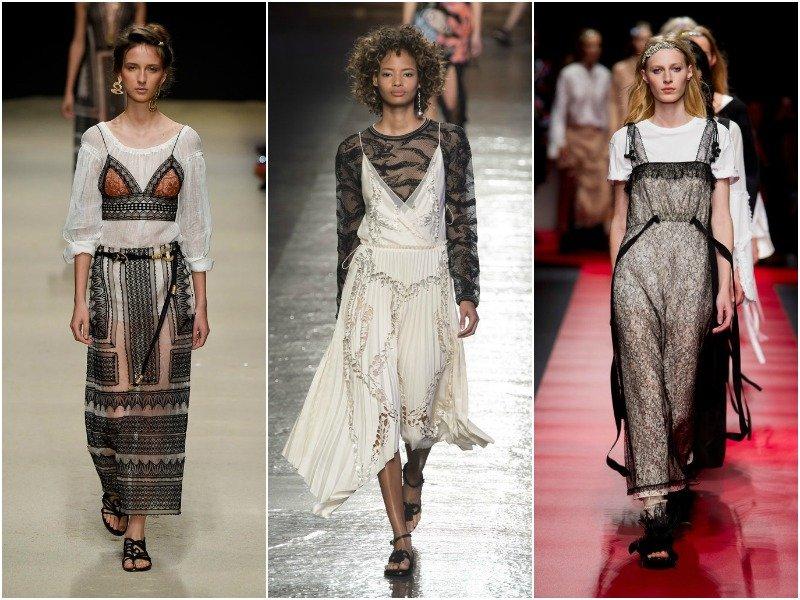 Необычный способ одеваться в коллекциях Alberta Ferretti, Emilio Pucci и N21