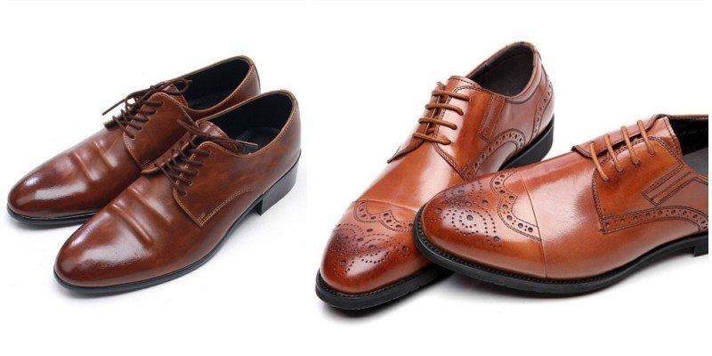 Обувь с круглыми мысами