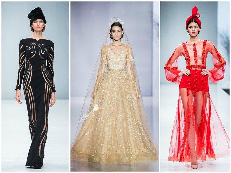 Роскошные платья от Yanina Couture