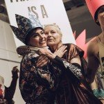 Vivienne Westwood SS16, закулисье