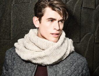 5 советов о том, как правильно выбирать мужской шарф