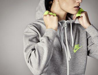 Эксклюзив: Мария Шарапова представила новую коллекцию NikeLab x Sacai