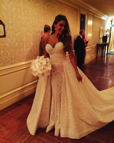 Свадьба Софии Вергары в отеле Breakers Palm Beach, Флорида