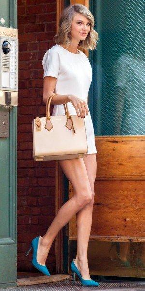 Тейлор Свифт — известная модница