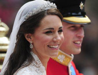 Изысканные королевские украшения в образах Кейт Миддлтон