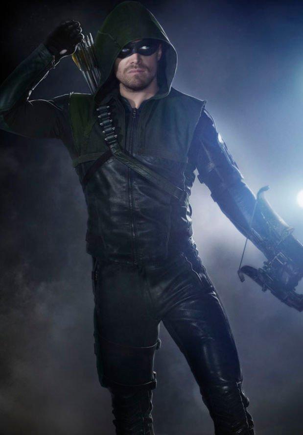Зелёная стрела
