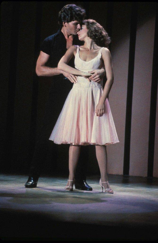 Кадр из «Грязных танцев»