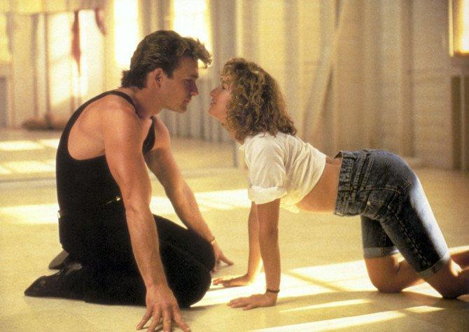 Сцена из «Грязных танцев»