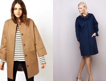 Пальто с коротким и укороченным рукавом 3/4 – что в моде?