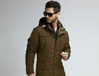 Стиль большого города – мужские куртки AFG