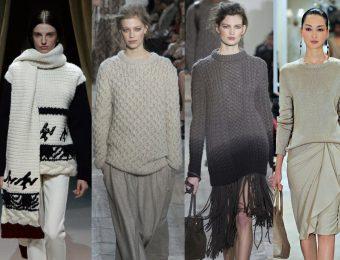 Модные пуловеры 2019-2020: основные тенденции стиля