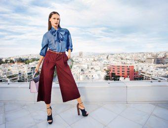 Женские брюки кюлоты – дань феминизму или ура теннису?