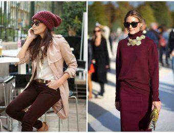 Марсала и другие модные цвета весны и лета 2019-2020 года