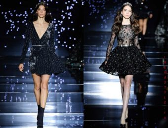Красивые модели платьев клеш на 2019-2020 год – свобода и строгость
