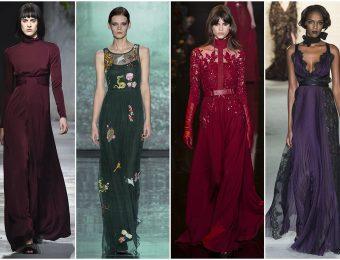 Красивые вечерние платья на Новый год 2020-2021 для девушек и женщин