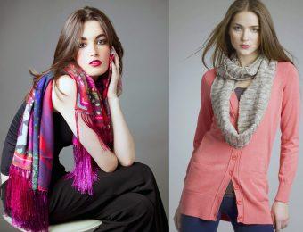 Видео: как выбрать шарф