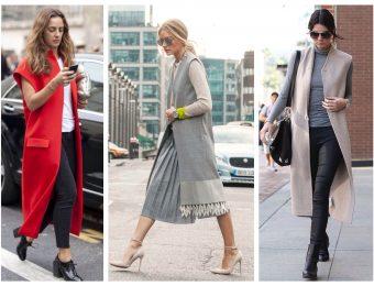 Модные женские жилеты на 2019-2020 год