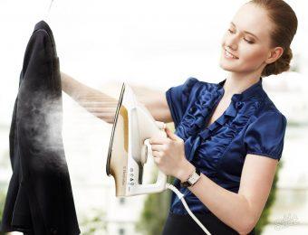 Как почистить драповое пальто дома