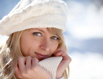 Модные модели женских вязаных шапок зима-2019-2020