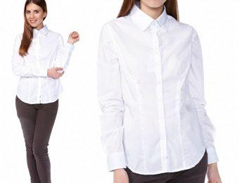 Как отстирать и отбелить белую рубашку?