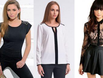 Модные шифоновые блузки в 2019-2020 году