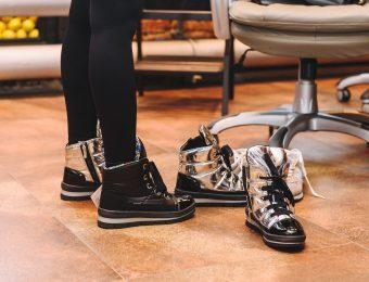 Модные в 2019-2020 годах дутики и луноходы