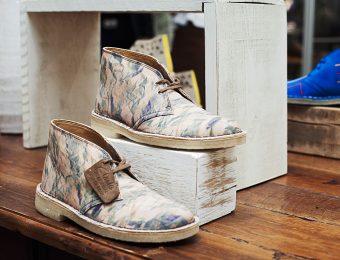 Оригинальные дезерты – обувь на все случаи жизни
