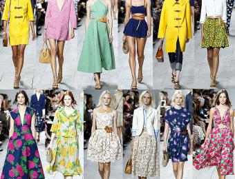 Модные тенденции весны 2019-2020 года