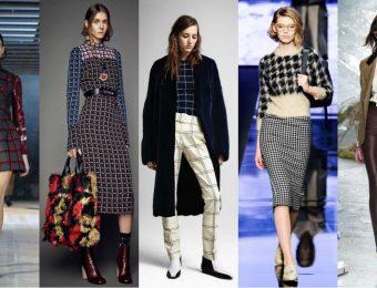 Модные тенденции осени 2019-2020
