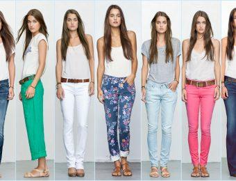 Какие джинсы модные в 2021-2020 году