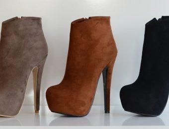 Элегантность стиля – модные ботильоны 2019-2020