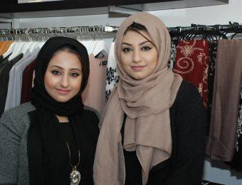 Выставка для мусульманок Saverah Expo в Лондоне: скромная мода в тренде?