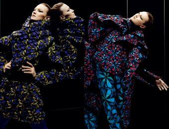 Иссей Мияке: 45 лет в лидерах модной индустрии