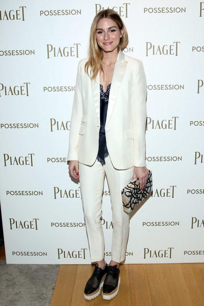 Оливия Палермо на мероприятии марки Piaget