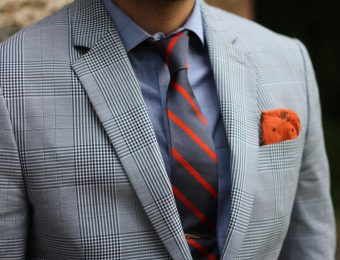5 советов, которые помогут научиться носить галстук нужной длины