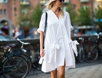 Белое летнее платье –как выбрать лучшее?