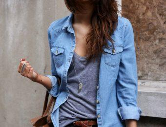 Джинсовая куртка: как и с чем носить?