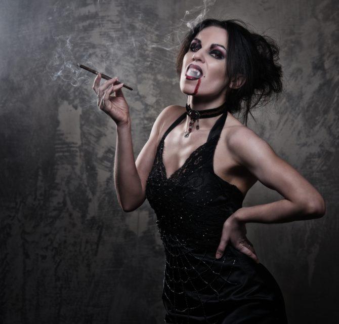 Образ вампира