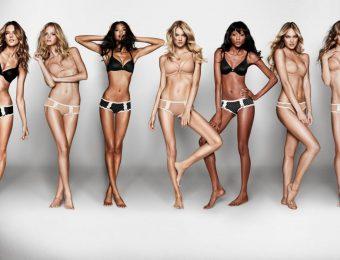 Как модели остаются худыми