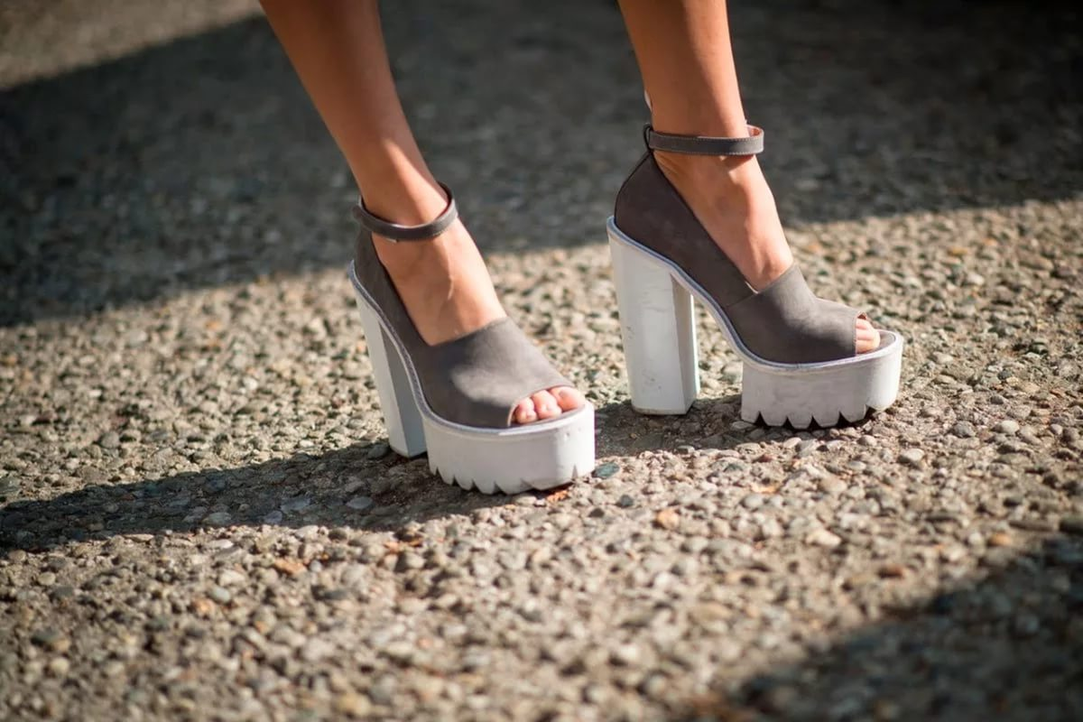 Картинки модной обуви