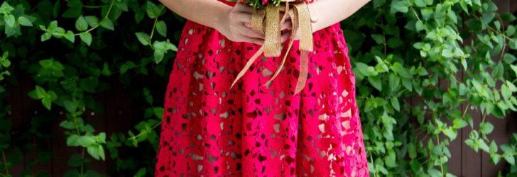 Платье Azaelea