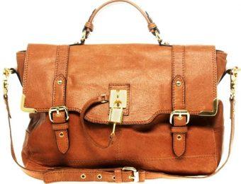 Женские сумки-сатчел и спортивные