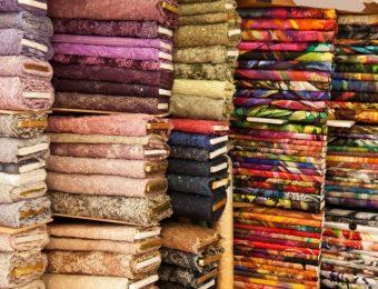 Особенности текстиля