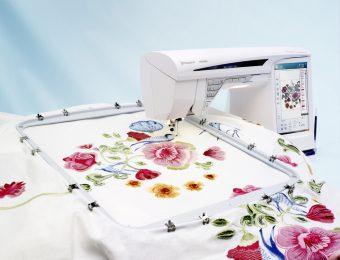 Особенности выбора вышивальной машины